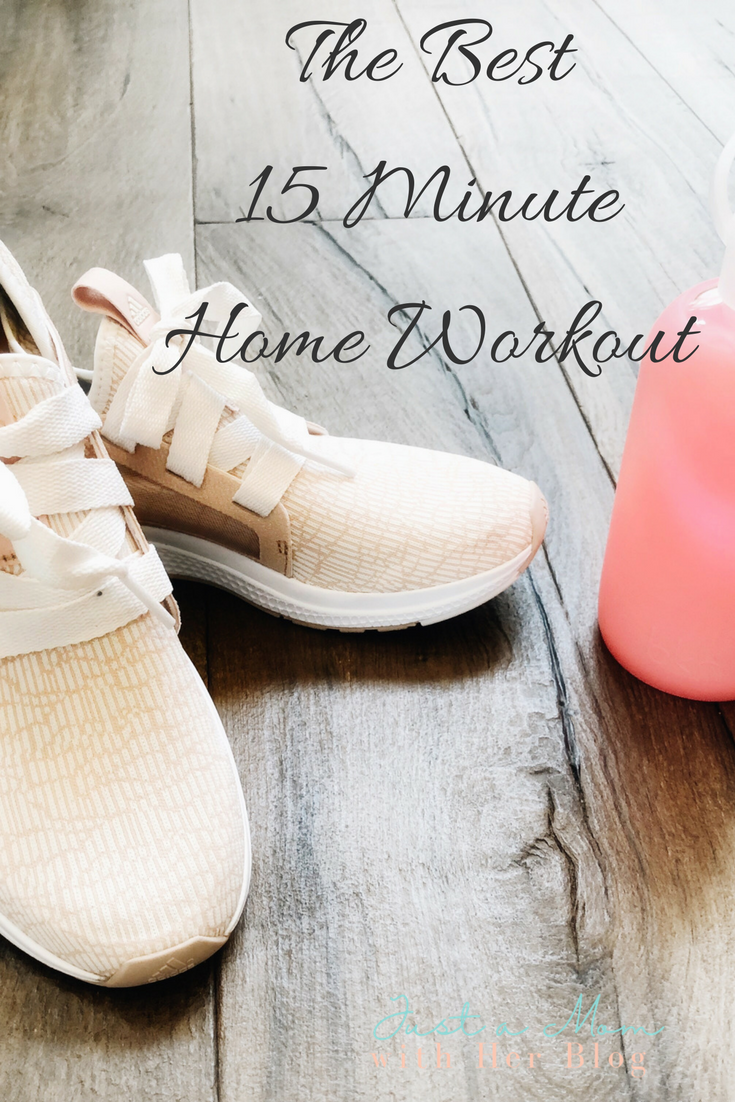 The Best 15 Minute Home Workout