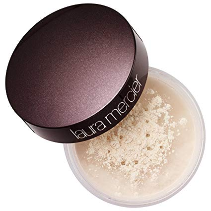 Face Base blog Post Everyday Holly laura mercier translucent loose setting powder