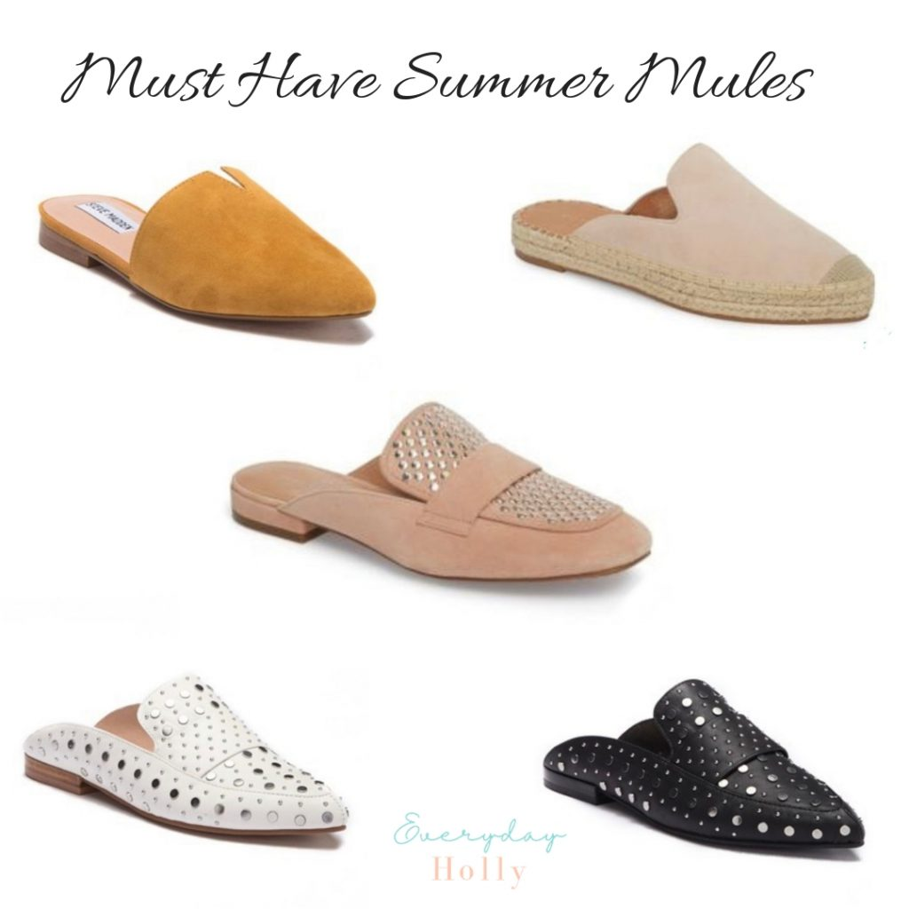 Must Have Affordable Spring & Summer shoes