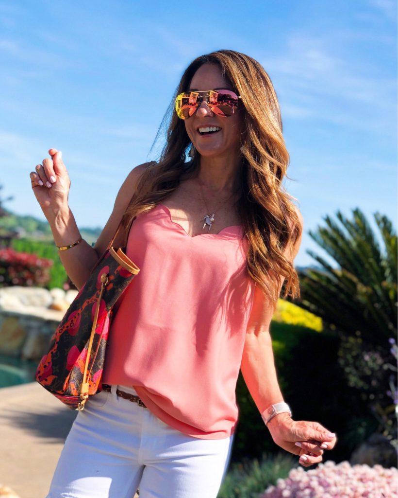 Everyday Holly Blog April recap week 4 - Foster Grant sunglasses