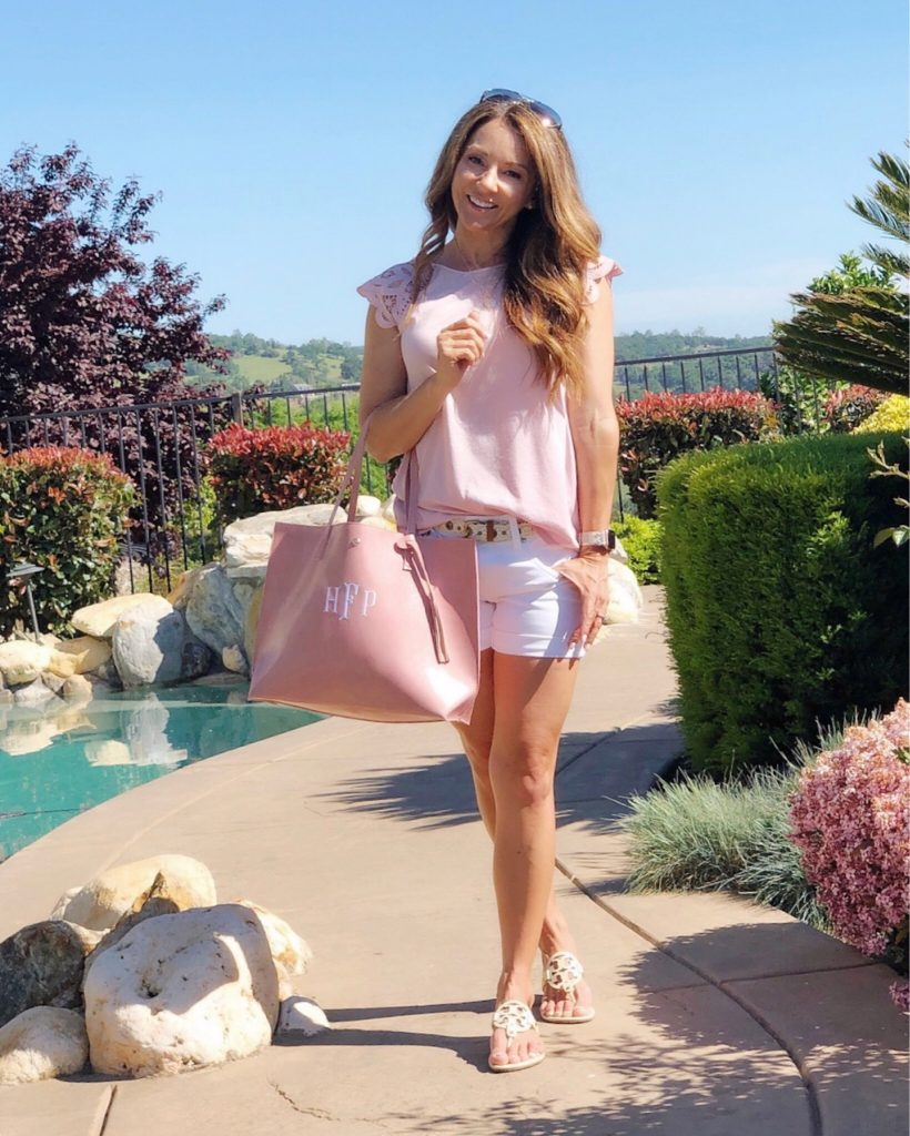 Everyday Holly Blog weekly recap april week 4 - Spring style