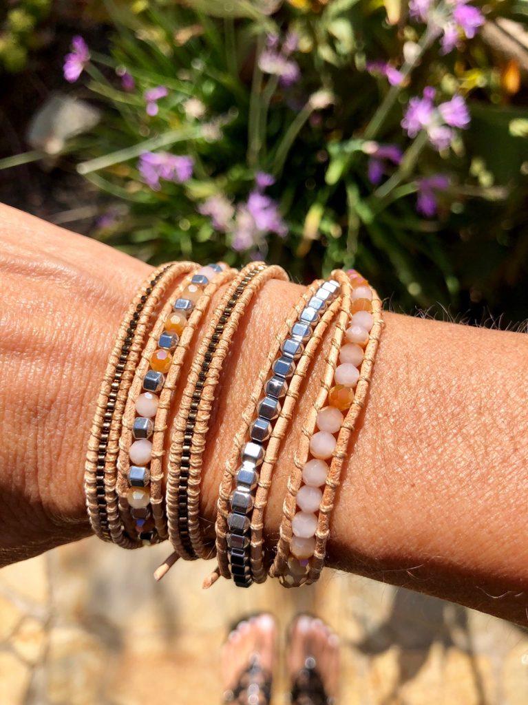 Victoria Emerson wrap style bracelet