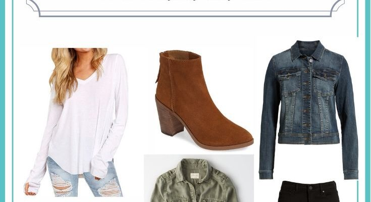 5 Fall Style Staples Under $50