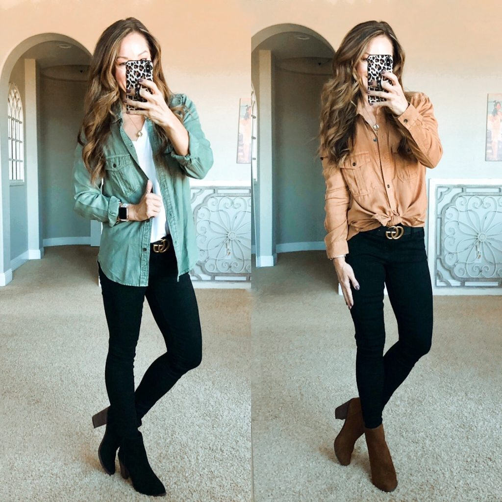 Must have Fall style layers