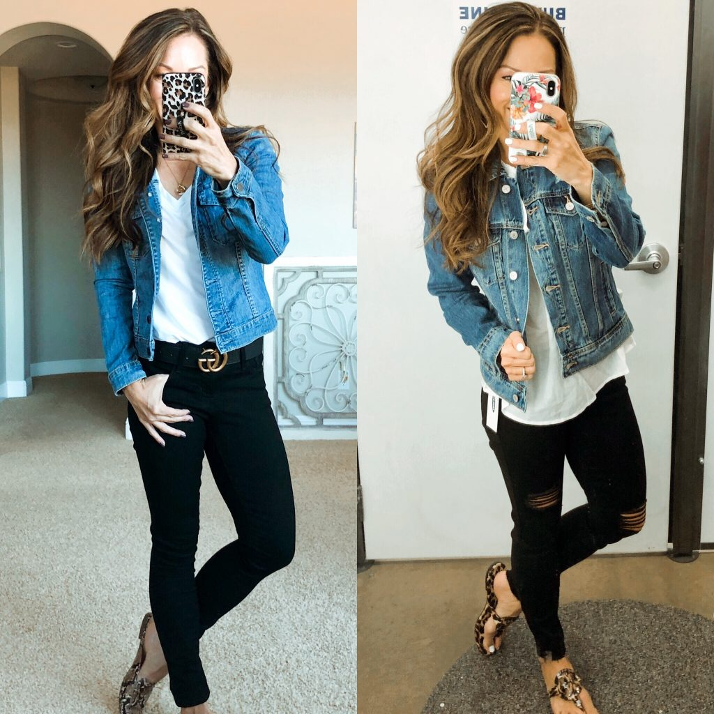 Denim jacket under $40