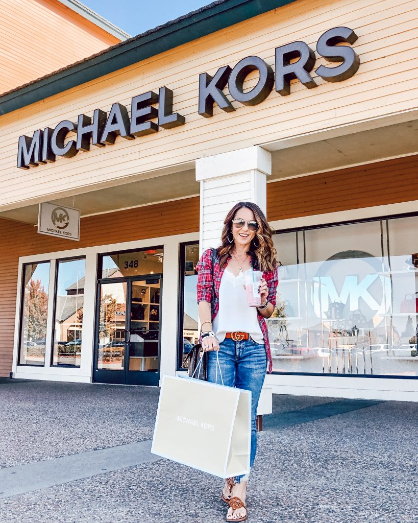 Get Holiday Ready with the Vacaville Premium Outlets Michael Kors