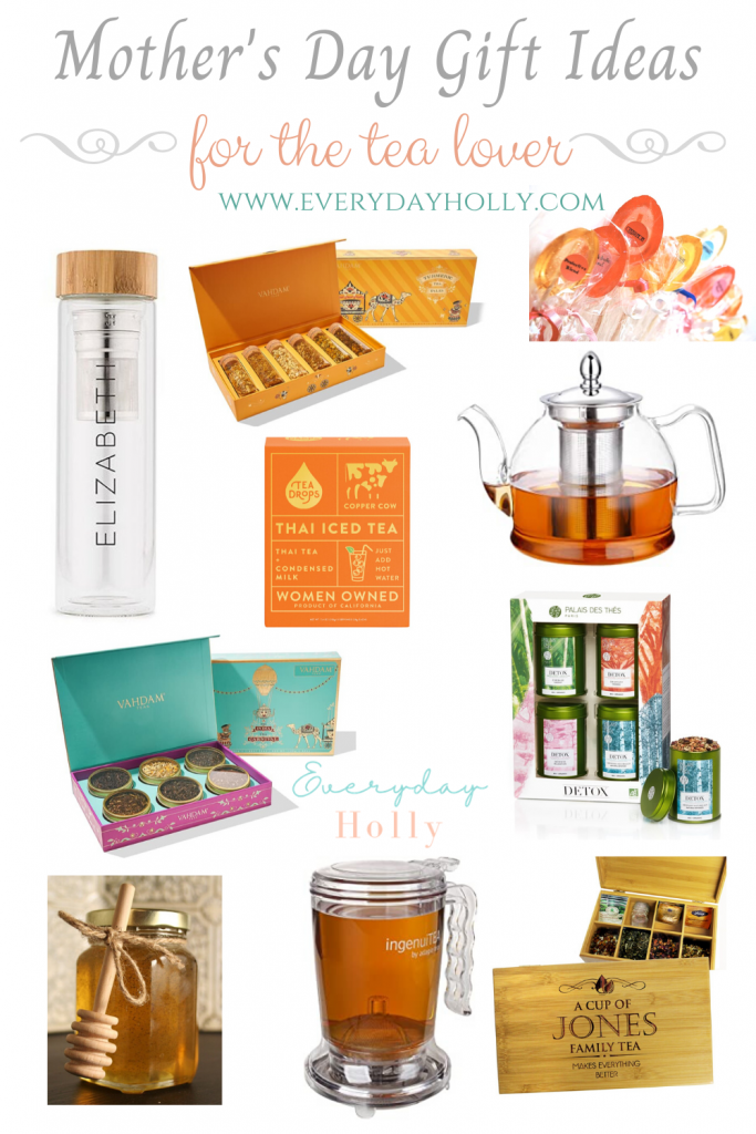 Mother's Day gift ideas for the tea lover