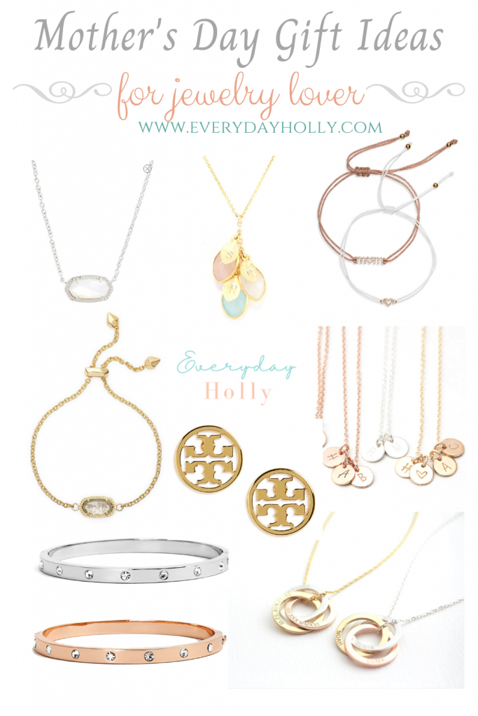 Mother's Day gift ideas for the jewelry lover