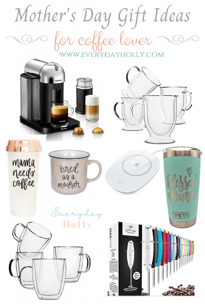 Mother's Day gift ideas for the coffee lover