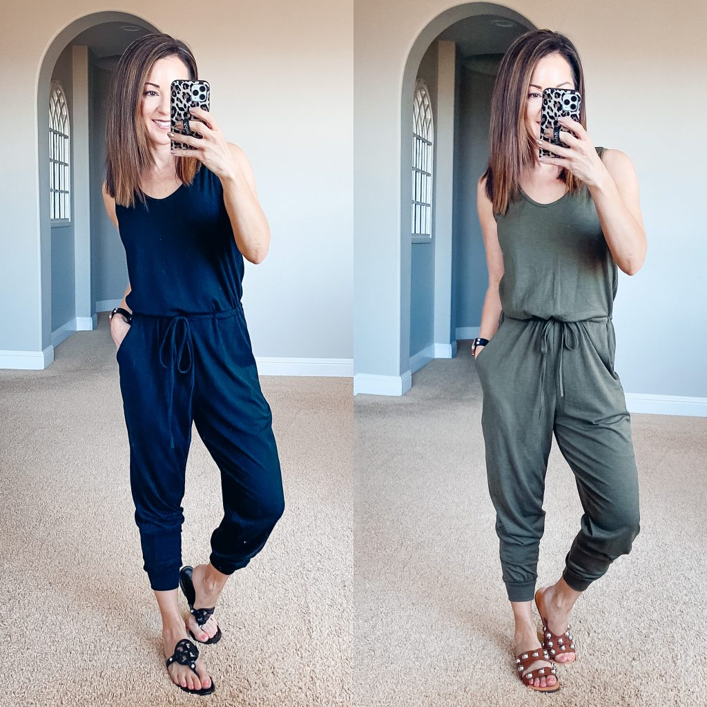 amazon jumpsuits mom style
