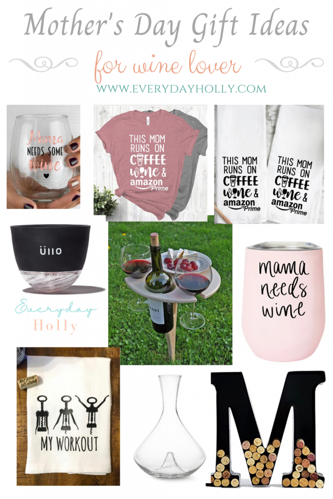 Mother's Day gift ideas for the wine lover