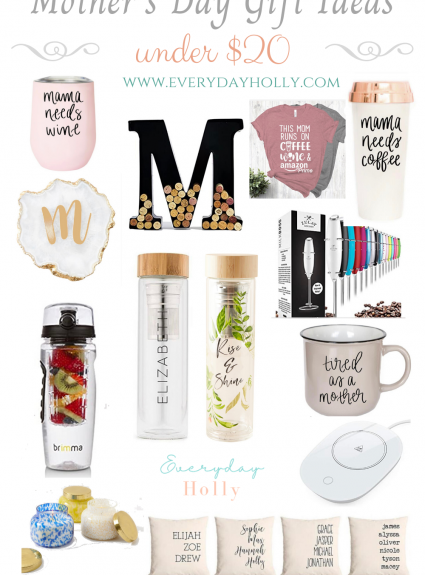 Mother's Day Gift Guides 2020