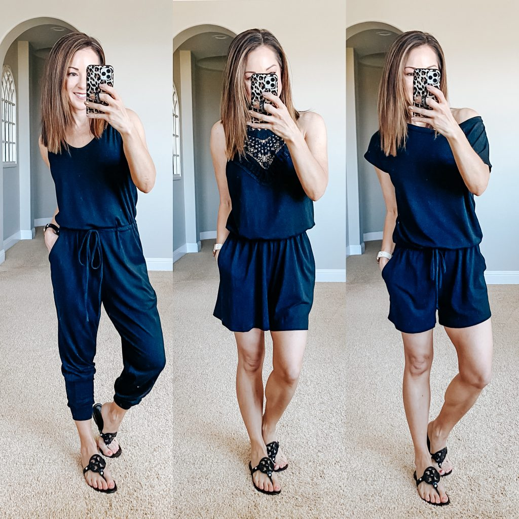over 40 style jumpsuit and rompers