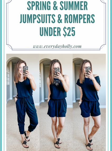 Spring & Summer Jumpsuits & Rompers under $25