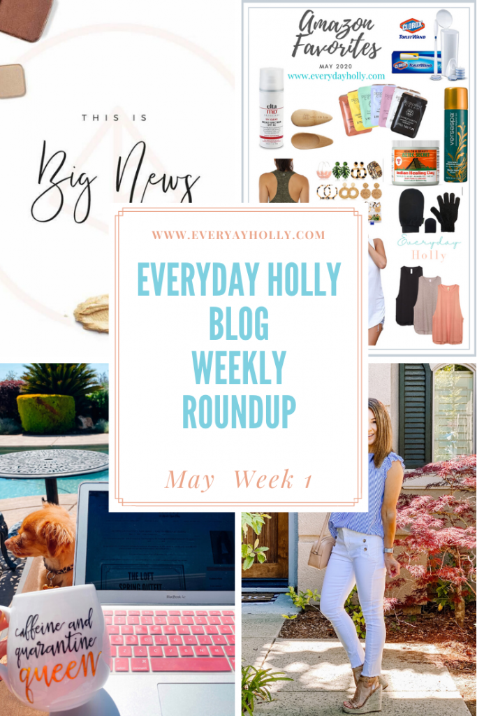 Everyday Holly Weekly Roundup