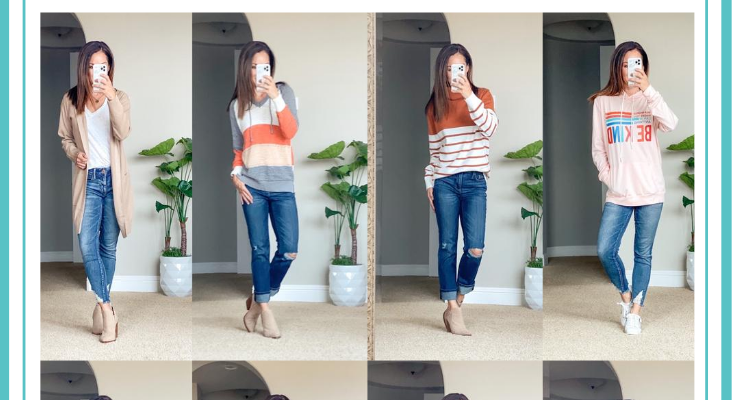 Over 40 Style – Affordable Fall Outfits with Amazon Fashion