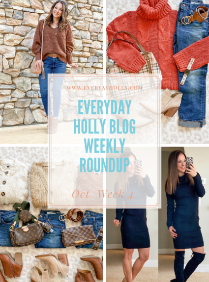 Weekly Roundup – Best Sellers plus Must-Have sweaters on BOGO Sale!