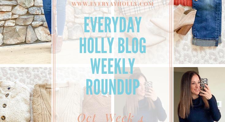Weekly Roundup – Best Sellers plus Must-Have sweaters on BOGO Sale!
