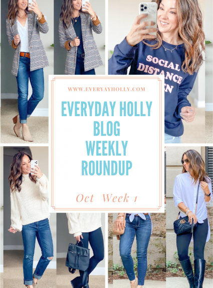 Weekly Roundup & Top Sellers from Last Week