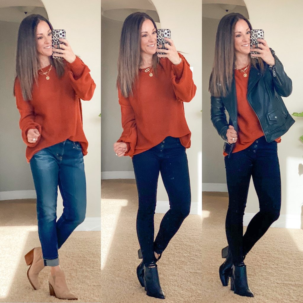 fall outfit ideas, amazong sweater, fall outfits, mom style