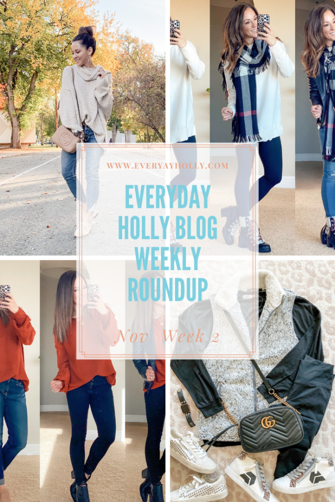 Weekly Roundup - Gift Guides, Must-haves, & Best Sellers! Amazon, fabletics, petite over 40 outfit ideas