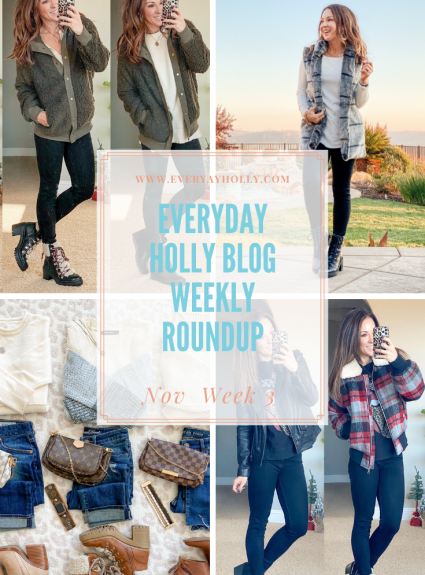 Weekly Roundup November Week 3  – Gift Guides, Must-haves, & Best Sellers!