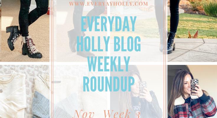 Weekly Roundup November Week 3  – Gift Guides, Must-haves, & Best Sellers!