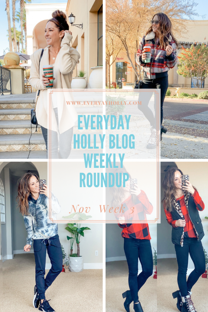 Weekly Roundup December Week 1  - Gift Guides, Must-haves, & Best Sellers! Winter fashion