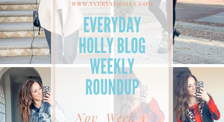 Weekly Roundup December Week 1  – Gift Guides, Must-haves, & Best Sellers!