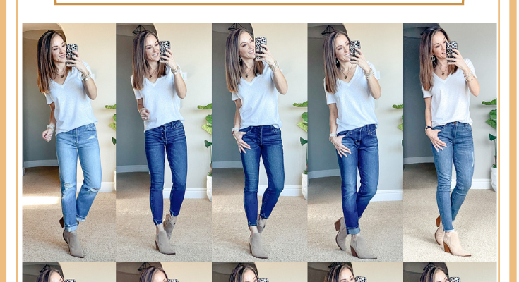 Favorite Denim for Petites – Why I love these!