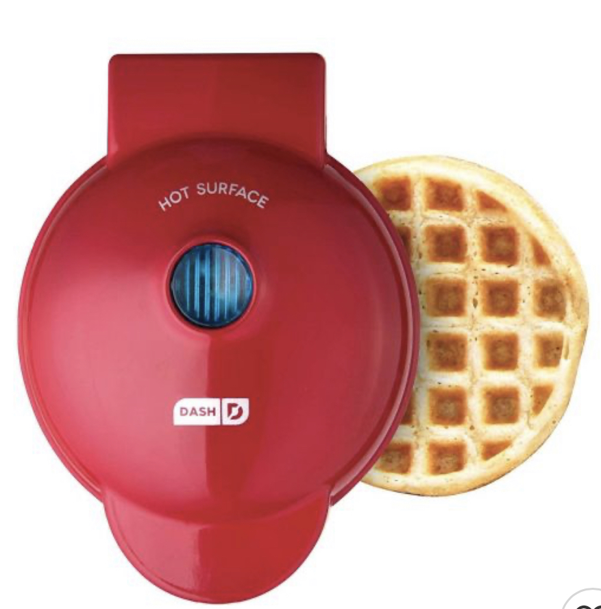 Dash waffle maker perfecr for low carb and keto