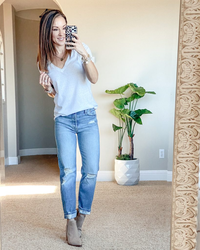 The best jeans ever!  Mother jeans are amazing! Perfect for petites