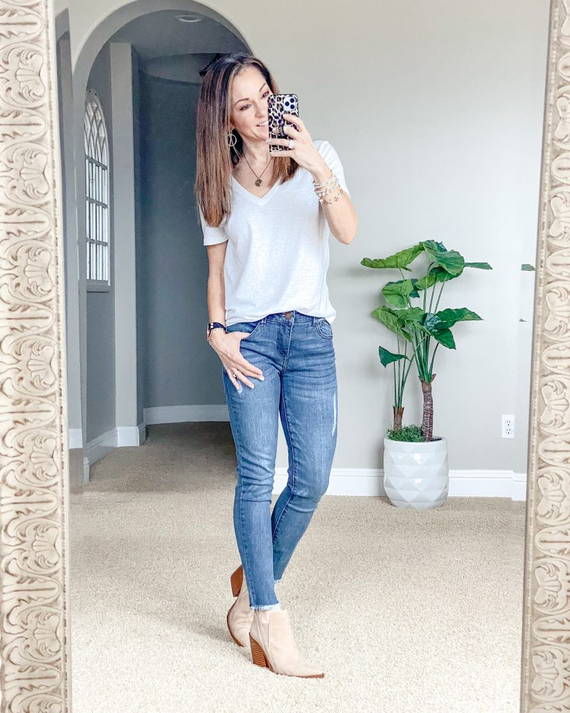 comfy denim perfect for for  - petite denim - over 40 denim style