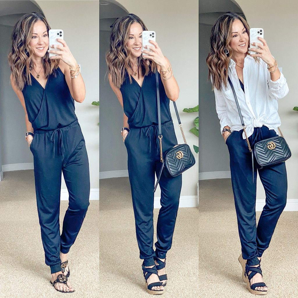 Amazon spring jumpsuit perfect for dressing up or down