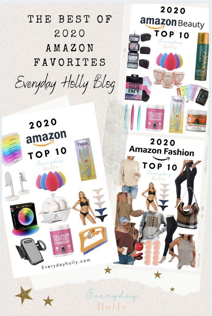 Amazon top sellers 2020