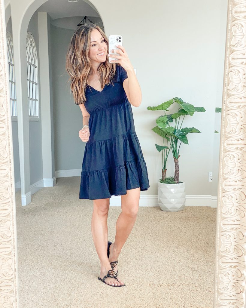 Target summer dress sale! Easy outfit, affordable fashion