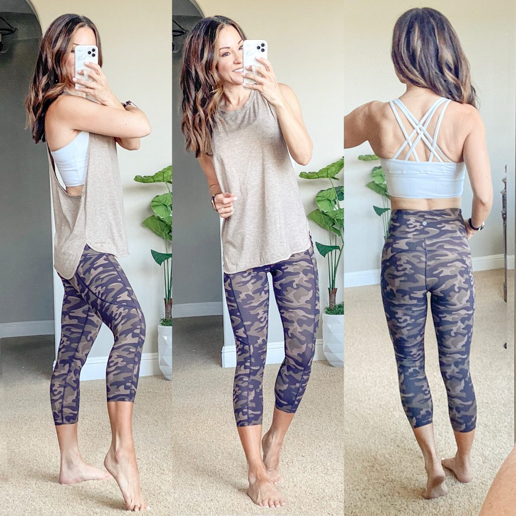 amazon activewear // workout clothes // gym style