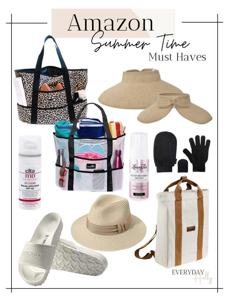 Amazon summer must haves vacation must haves