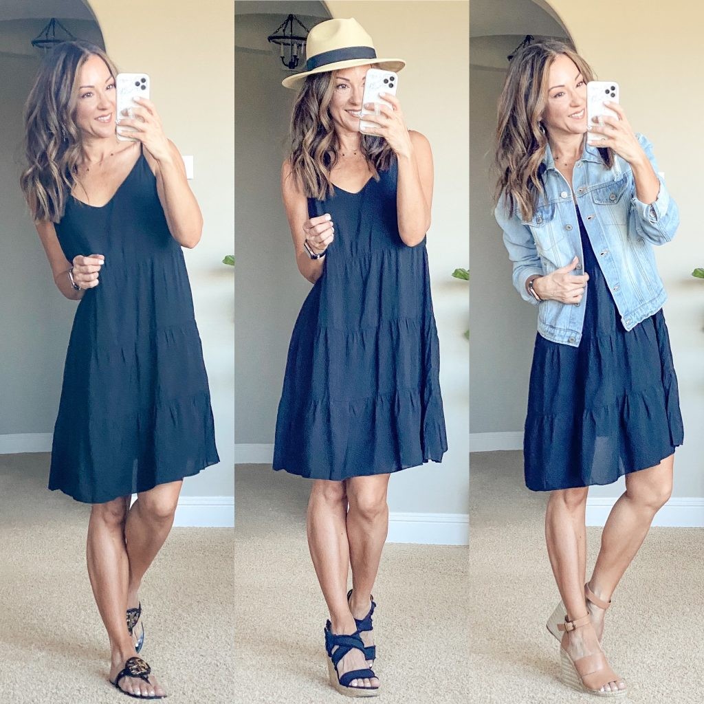 Amazon summer dress easy everyday outfit