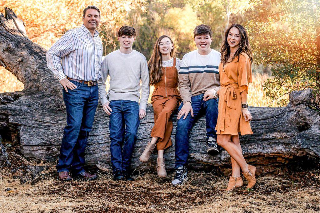 Fall Family Photo 2020