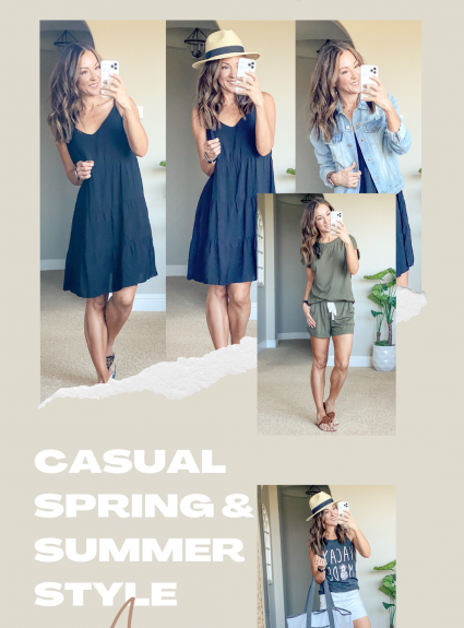 Affordable Amazon Spring & Summer outfits that you need!