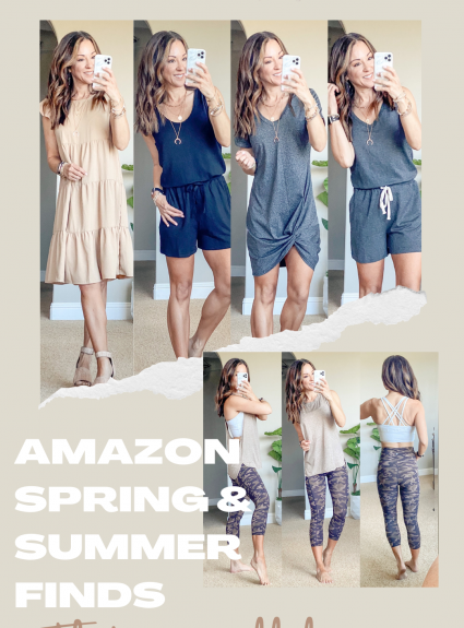 Amazon Spring & Summer Fashion Finds That You Will Love