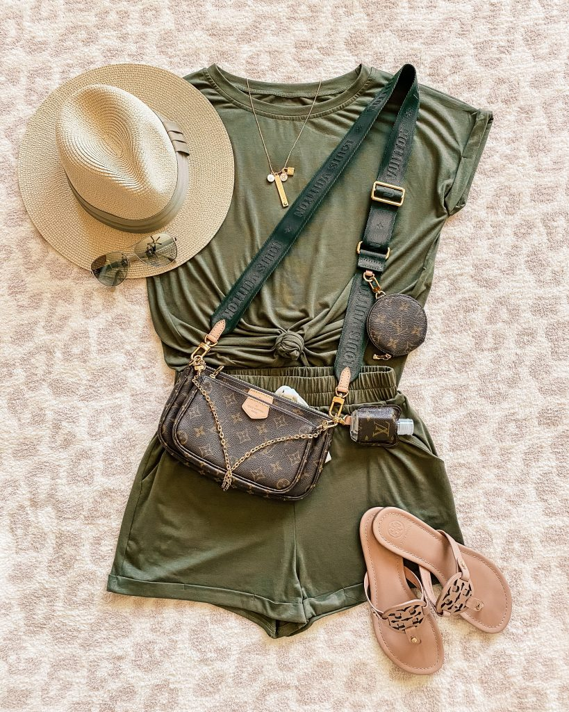 casual everyday summer outfit idea