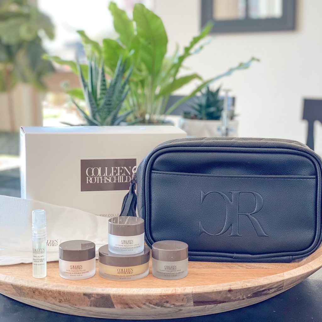 Mature skincare must haves - colleen rothschild - the Discovery Collection