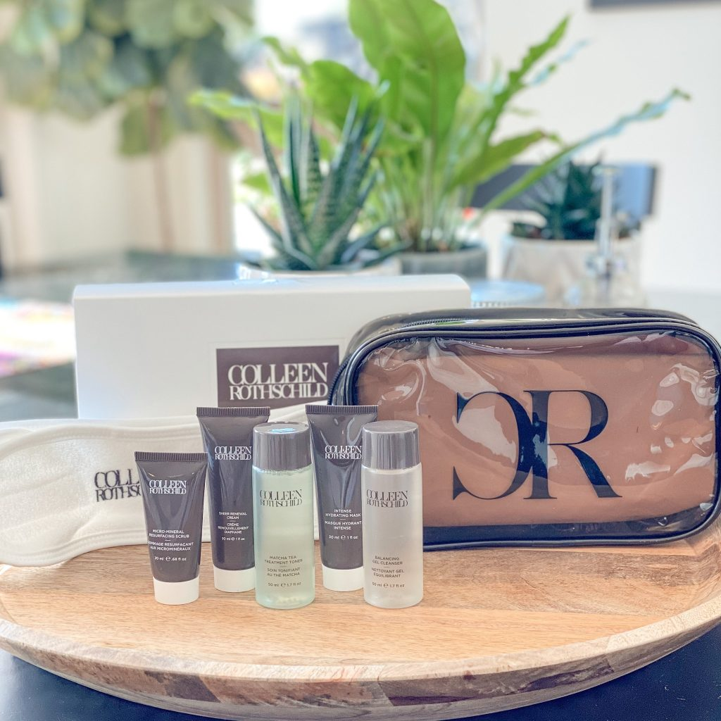Mature skincare must haves - colleen rothschild the Exploration Collection