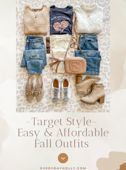11 Target Pieces You need to… – Jeans, Tops, Sweaters, shoes!