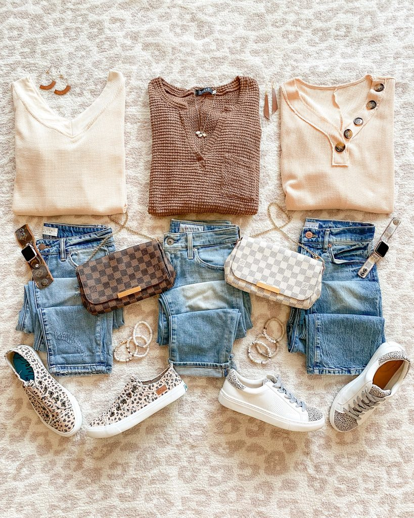 fall transition casual everyday style outfit ideas