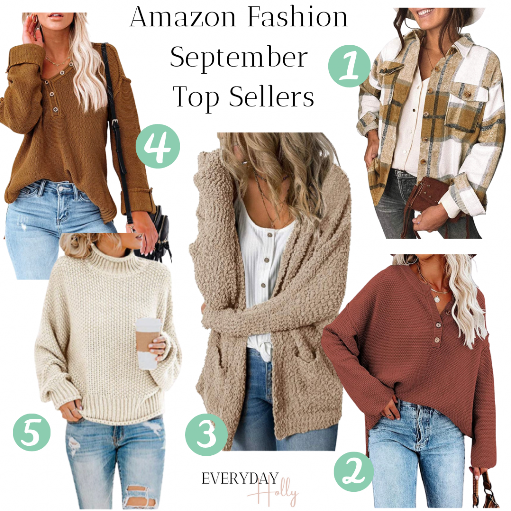 Amazon fashion favorites best seller fall outfits