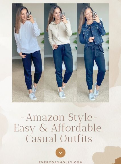 Amazon Must Have Joggers and Jackets That You Need Now
